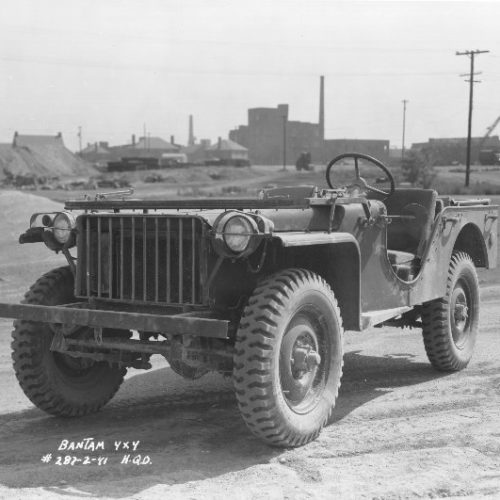 Jeep Bantam 1941