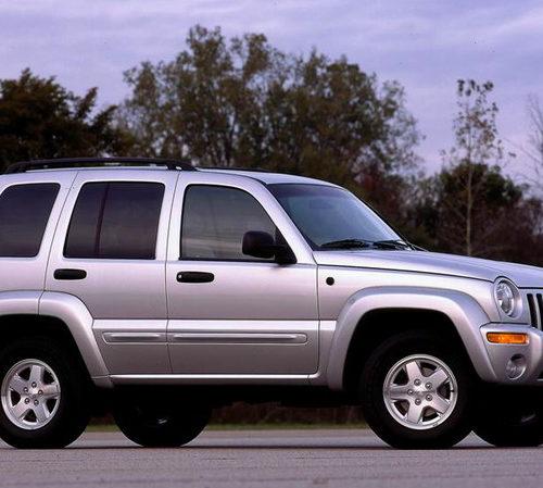 Jeep Cherokee - 2008