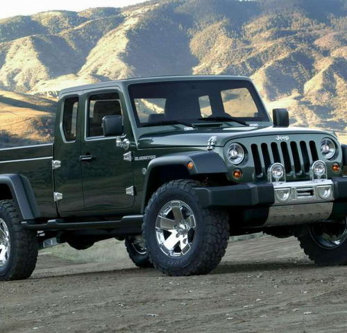 Jeep Gladiator - 2007